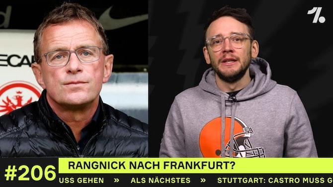 Vorschaubild für Rangnick kein Top-Favorit für Frankfurt!