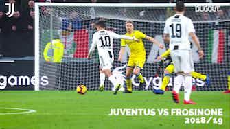 Image d'aperçu pour Les meilleurs buts de Dybala à la Juventus
