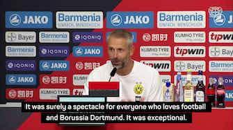 Preview image for Leverkusen-Dortmund thriller 'a spectacle' for football lovers - Rose