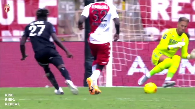 Preview image for Monaco best saves in 2020-21