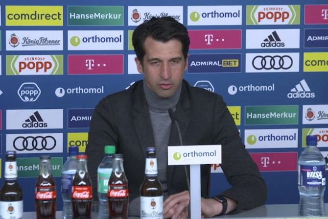 Hrubesch übernimmt: Boldt erklärt Trainerwechsel