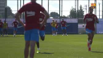 Imagen de vista previa para El Barcelona ya piensa en el Granada