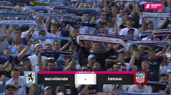 Vorschaubild für TSV 1860 München - FSV Zwickau (Highlights)