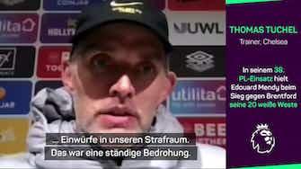 """Vorschaubild für Tuchel nach Sieg: """"Mendy war entscheidend"""""""