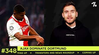 Preview image for Reaction: Ajax DOMINATE Dortmund