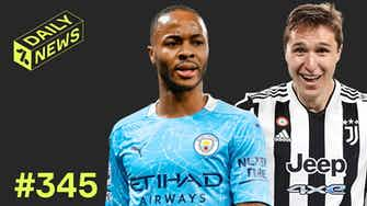 Preview image for Sterling to QUIT Man City + Chiesa's NEXT club!