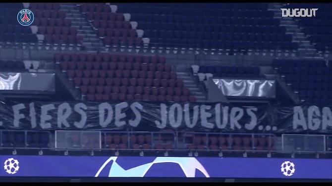 Le Paris Saint-Germain et Istanbul Basaksehir ensemble contre le racisme