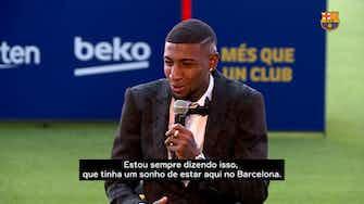 Imagem de visualização para Emerson Royal revela conversa com Dani Alves antes de chegada ao Barça
