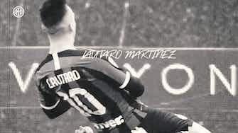 Image d'aperçu pour Le meilleur de Lautaro Martinez à l'Inter Milan