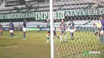 Preview image for Coritiba draw against Azuriz at Couto Pereira