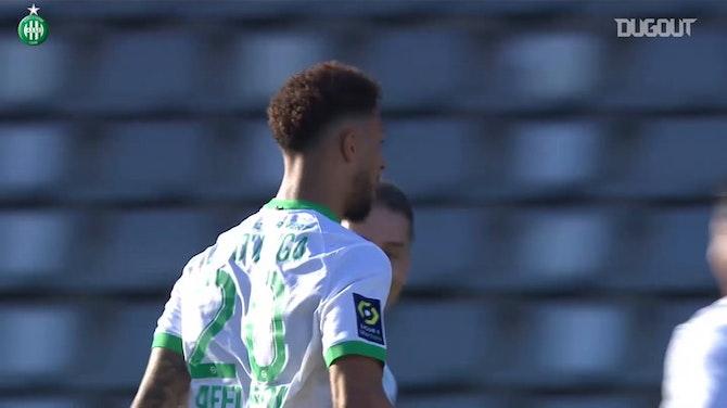 Vorschaubild für Saint-Etienne best Ligue 1 goals in 2020-21