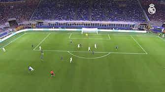 Image d'aperçu pour Le Real Madrid débute la saison 2021-22 de Ligue des champions par une victoire à l'Inter