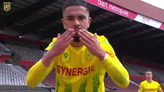 Vorschaubild für FC Nantes' top five goals vs Brest