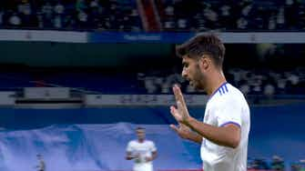 Preview image for Marco Asensio's hat-trick against Mallorca