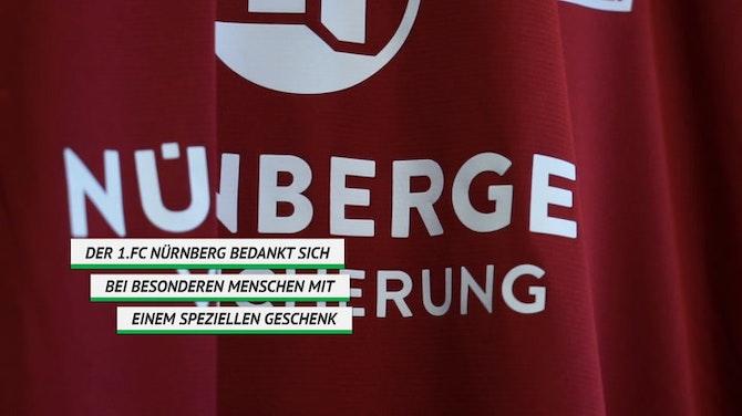 Vorschaubild für Nürnberg: 1000 Ehrentrikots für Alltagshelden