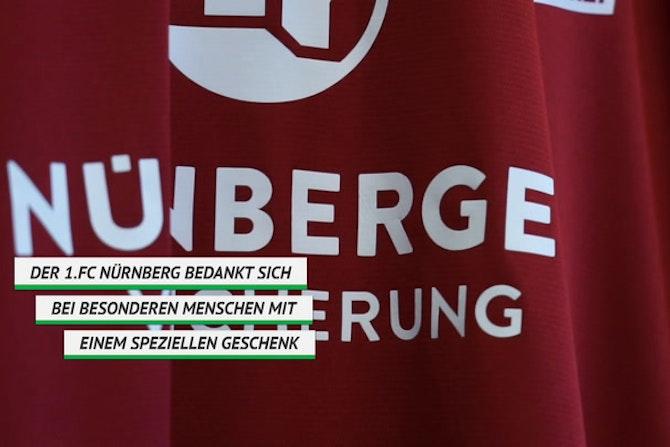 Nürnberg: 1000 Ehrentrikots für Alltagshelden