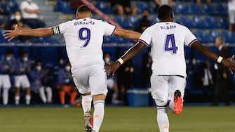 Vorschaubild für LaLiga: Alaba und Real starten mit 4:1-Sieg