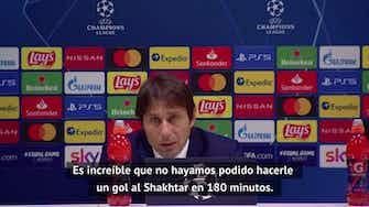 """Imagen de vista previa para Conte: """"El Shakhtar ha tenido mucha suerte"""""""