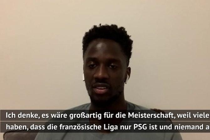 """Eder: Lille-Titel wäre """"großartig"""" für Ligue 1"""