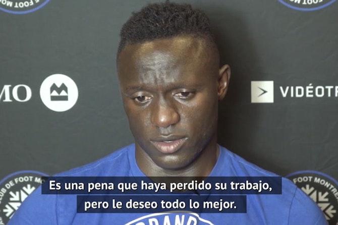 """Wanyama sobre Mourinho: """"No es un trabajo fácil"""""""