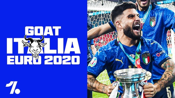 Anteprima immagine per Il TRIONFO dell'Italia a Euro 2020! - Parte 1