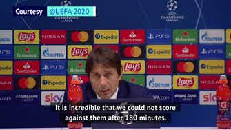 Preview image for Conte fumes at defensive Shakhtar
