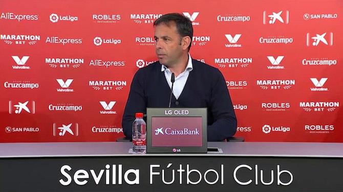 """Imagen de vista previa para Calleja seguirá en Vitoria: """"Muy motivado de cara a la temporada que viene"""""""