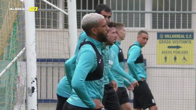 Imagen de vista previa para El Villarreal regresa a los entrenamientos tras los efectos secundarios de la vacuna
