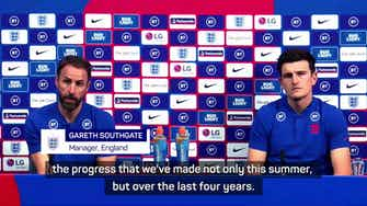 Preview image for England have to 'start again' - Southgate