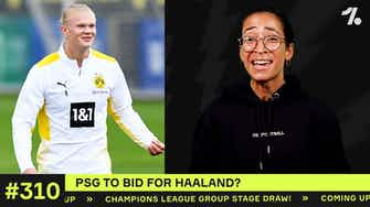 Preview image for PSG turn attention to Haaland!