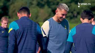 Imagem de visualização para Tottenham finaliza preparação para estreia contra o City no Inglês