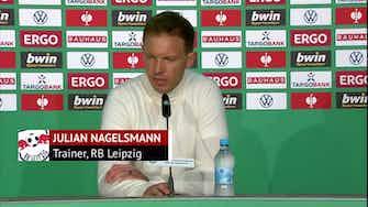 Vorschaubild für Nagelsmann: Waren nicht das schlechtere Team