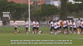 Imagen de vista previa para La prometedora cantera del Valencia