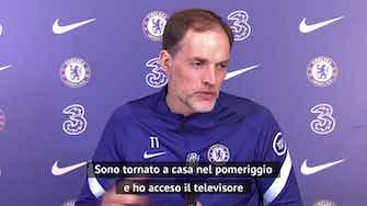 """Anteprima immagine per Tuchel scaramantico: """"Il Liverpool? Non lo avevo visto perché..."""""""
