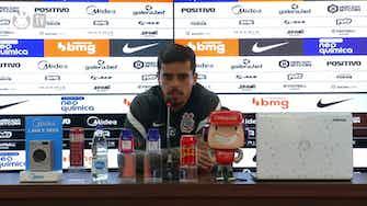 """Imagem de visualização para Fagner pede paciência com o Corinthians: """"Não adianta achar que vai ganhar de todo mundo agora"""""""