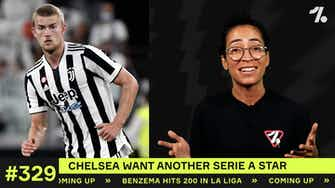 Preview image for Why Chelsea want THIS Juventus star…