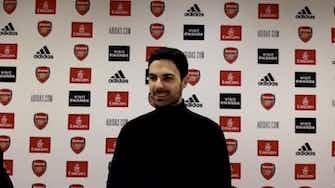 Preview image for Martinelli was in tears It doesn't look good Mikel Arteta