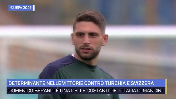 L'Italia e Berardi: Domenico è sempre Domenico