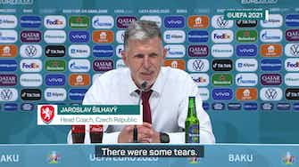 Preview image for 'There were some tears' - Silhavy on Czechs' Euro 2020 exit