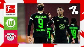 Imagem de visualização para Melhores lances de VfL Wolfsburg vs. RB Leipzig   08/29/2021