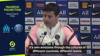 Preview image for Pochettino excited for 'special' Le Classique