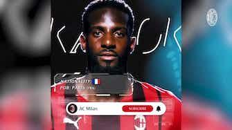 Imagem de visualização para Milan anuncia o retorno de Bakayoko