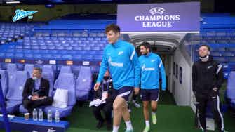 Preview image for Zenit prepare for the clash against Chelsea