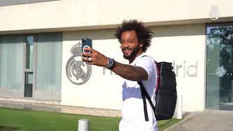 Imagem de visualização para Marcelo vive um 'dia de blogueiro' no Real Madrid