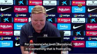 Preview image for We can't compete with PSG, Man City and Man Utd - Koeman