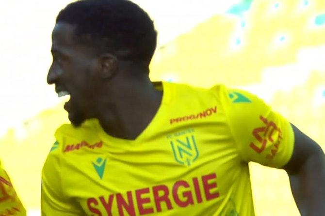 TOP 5 buts de Nantes face à Brest