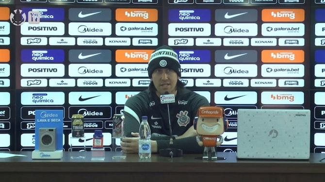 Imagem de visualização para Ídolo do Corinthians, Cássio fala sobre chance de jogar em outro clube brasileiro