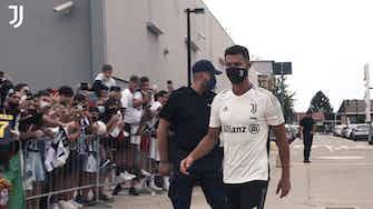Imagen de vista previa para El regreso de Cristiano Ronaldo a los entrenamientos