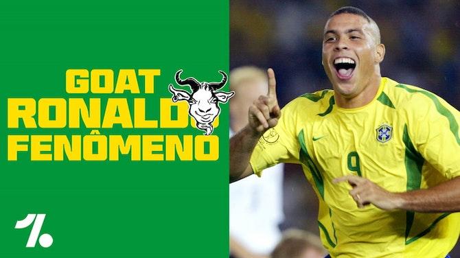 Ronaldo IL FENÔMENO! A história do MELHOR camisa 9!