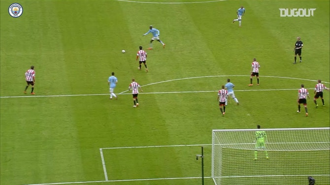 Preview image for Incredible Goals: Yaya Toure vs Sunderland